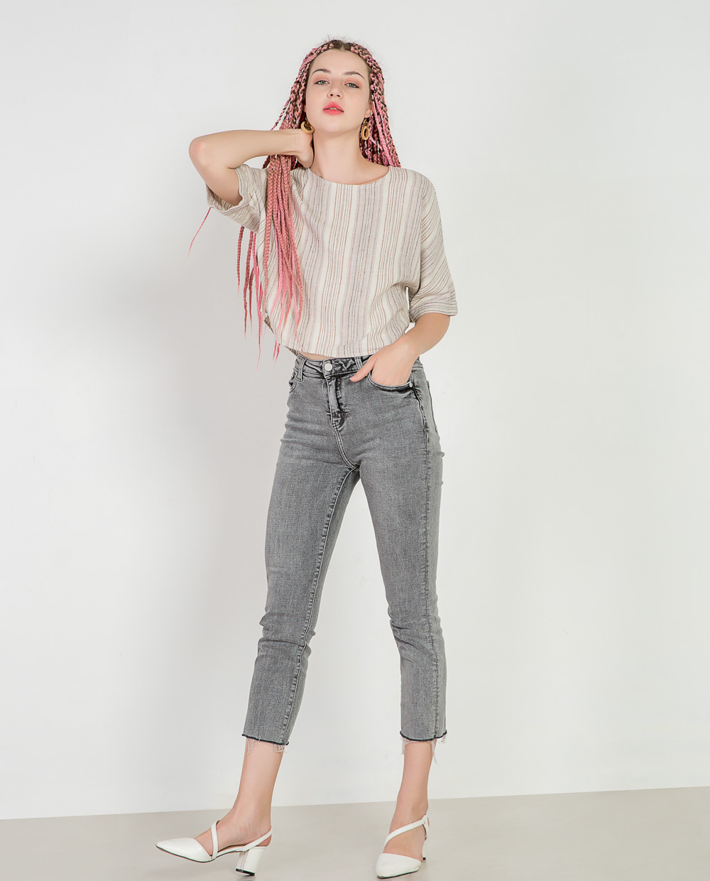 Quần jeans skinny